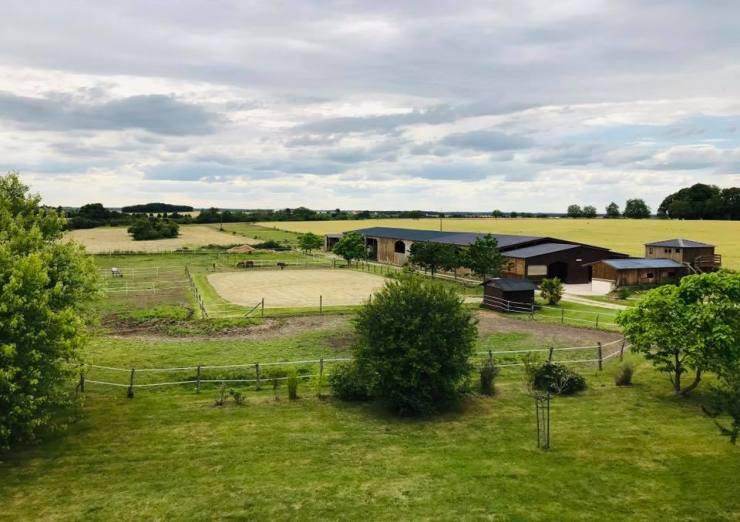 Les écuries de Montifray - centre équestre touraine